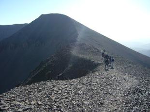 Mount M'Goun, Atlas, Morocco