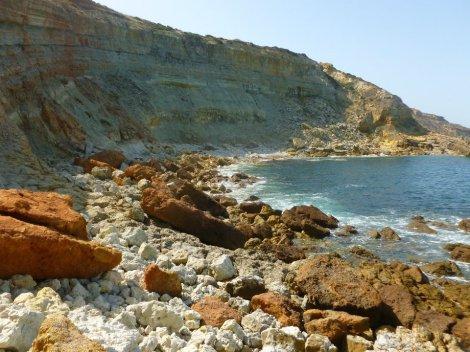 Praia dos Lagosteiros, Cabo Espichel